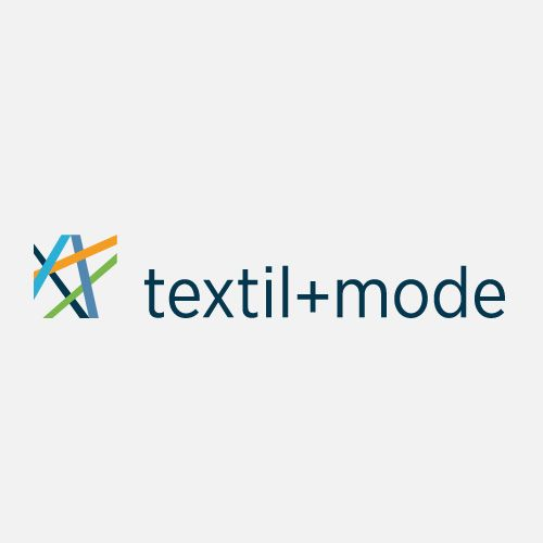 Logo Textil Mode grau